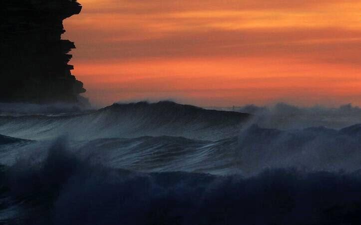 موج سواری7 - تصاویر/ موج سواری در سواحل آسترالیا