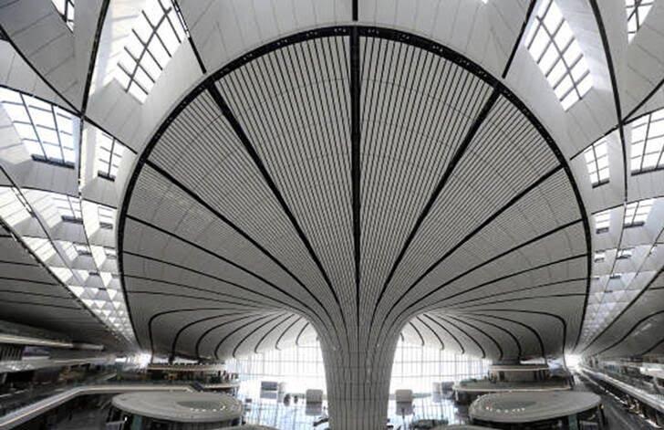 میدان هوایی چین 4 - تصاویری از بزرگترین میدان هوایی جهان