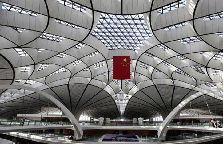 میدان هوایی چین 5 - تصاویری از بزرگترین میدان هوایی جهان