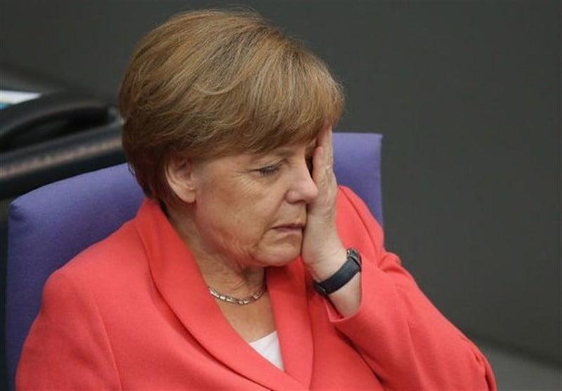 میرکل1 - صدراعظم جرمنی نشست تا نلرزند!