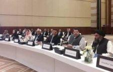 نشست بین الافغانی 226x145 - گزارشی از روز نخست نشست بین الافغانی در قطر