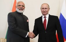 هند روسیه 226x145 - خرید تسلیحاتی ۲۱۸ ملیون دالری هند از روسیه
