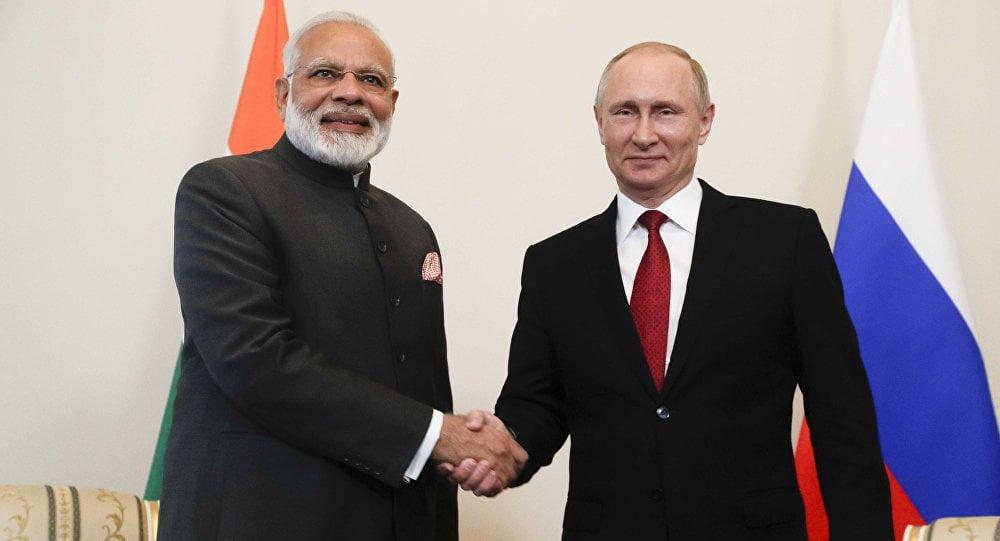 هند روسیه - خرید تسلیحاتی ۲۱۸ ملیون دالری هند از روسیه