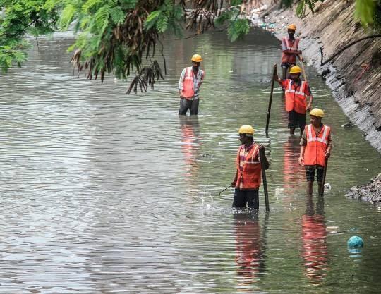 هند سیلاب 3 - تصاویری از سیلاب های شدید در هند