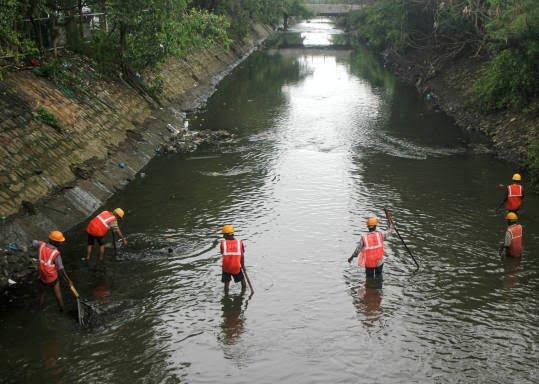 هند سیلاب 5 - تصاویری از سیلاب های شدید در هند