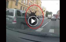 ویدیو تصادف دختر روسی سرک. 226x145 - ویدیو/ تصادف دردناک یک دختر روسی در سرک