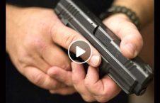 ویدیو سارق هند طلا فروشی 226x145 - ویدیو/ دستگیری سارق مسلح هندی در طلا فروشی