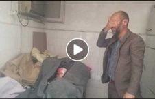 ویدیو ضجه پدر پیکر طفل انفجار کابل 226x145 - ویدیو/ ضجه های یک پدر بر پیکر طفل جان باخته اش در انفجار امروز کابل