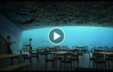 ویدیو غذا خوردن انسانها زیر آب 226x145 - ویدیو/ غذا خوردن انسانها در زیر آب