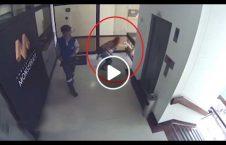 ویدیو فداکاری مادر قهرمان نجات پسر 226x145 - ویدیو/ فداکاری یک مادر قهرمان برای نجات پسرش