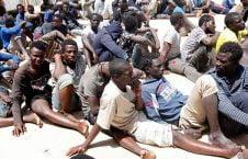 پناهنده لیبیا 226x145 - اروپا؛ عامل اوضاع بحرانی پناهنده گان در لیبیا