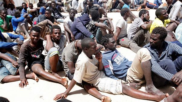 پناهنده لیبیا - اروپا؛ عامل اوضاع بحرانی پناهنده گان در لیبیا
