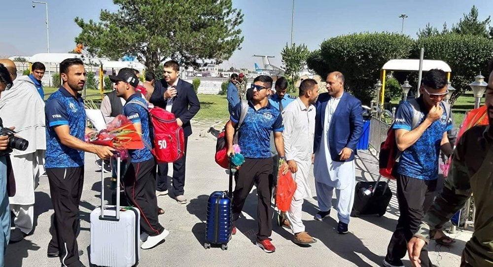 کرکت 2 - بازگشت ملی پوشان کرکت به افغانستان