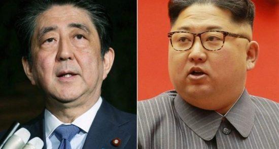 کوریای شمالی جاپان 550x295 - انتقاد شدید کوریای شمالی از فشارهای جاپان