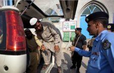 دستگیر شدن دهها باشنده افغان در پاکستان