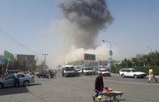 انفجار کابل 6 226x145 - انفجار در نزدیکی پل سوخته شهر کابل به روایت تصاویر