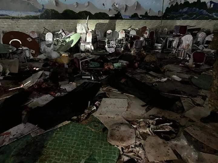انفجار کابل - تصاویر/ انفجار خونین در هوتل شهر دوبی کابل