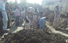انفجار کابل1 3 226x145 - تصاویر/ خاک سپاری دسته جمعی قربانیان حادثه خونین در غرب کابل