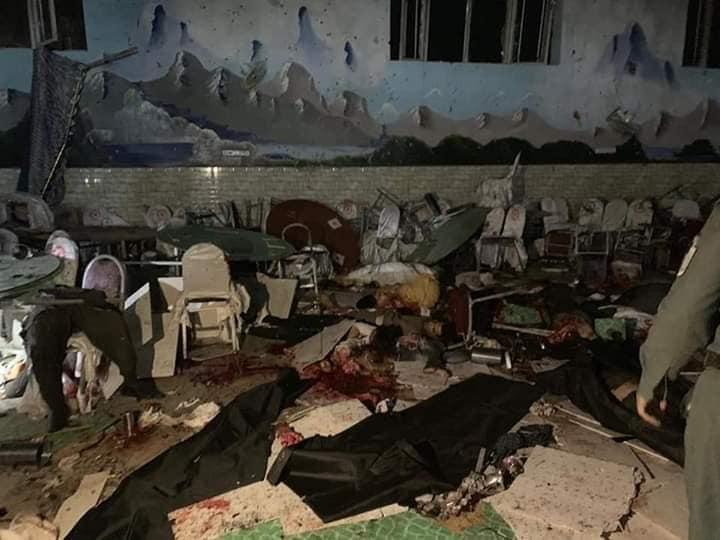 انفجار کابل3 - تصاویر/ انفجار خونین در هوتل شهر دوبی کابل