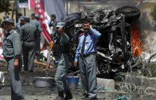 انفجار 226x145 - هشدار روسیه به ادامه جنگ پس از توافق صلح با طالبان