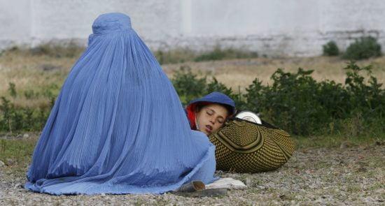 بیجاشدگان افغانستان