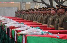 تابوت 226x145 - اهانت طالبان به پیکر یک عسکر اردوی ملی