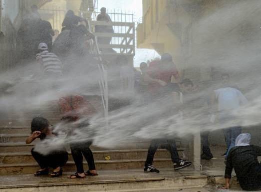 ترکیه مظاهره 1 - تصاویر/ سرکوب شدید معترضان در ترکیه