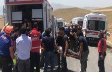 ترکیه مهاجر کشته 226x145 - قاچاقبران انسان در سرحد یونان و ترکیه در فاجعه آفریدند