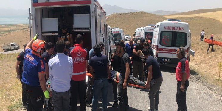 ترکیه مهاجر کشته - قاچاقبران انسان در سرحد یونان و ترکیه در فاجعه آفریدند