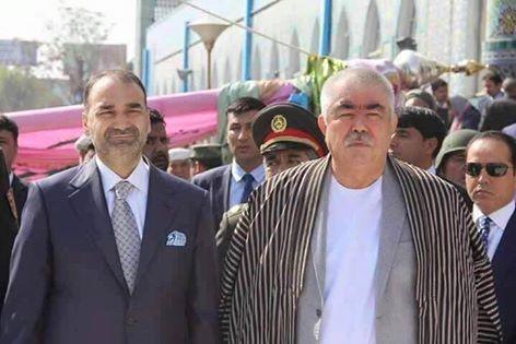 جنرال دوستم عطا محمد نور - اقدام پنهانی رییس جمهور غنی علیه جنرال دوستم و عطا محمد نور