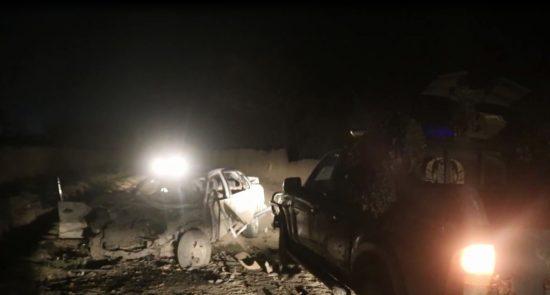 حمله انتحاری پروان طالبان