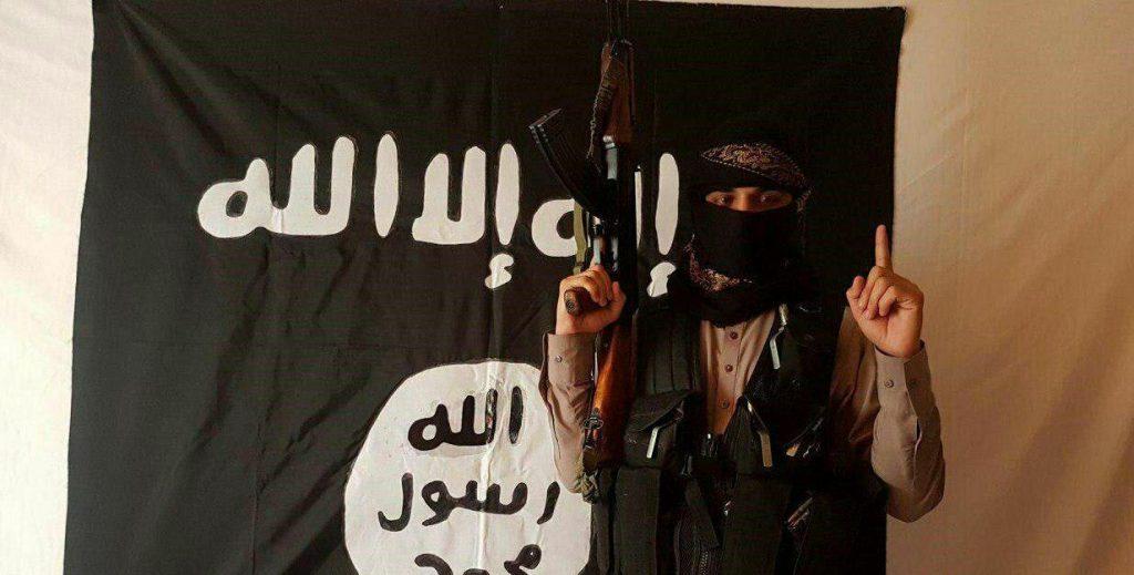 داعش انفجار کابل 1024x519 - تصویر/ عامل حمله انتحاری بالای هوتل شهر دوبی کابل
