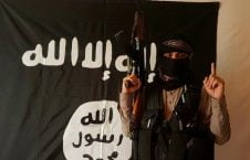 داعش انفجار کابل 226x145 - تصویر/ عامل حمله انتحاری بالای هوتل شهر دوبی کابل