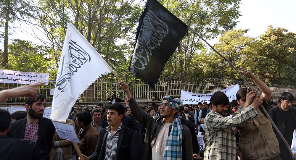 داعش 1 - تلاش برای رسوخ تفکرات داعشی در مراکز علمی و پوهنتون ها