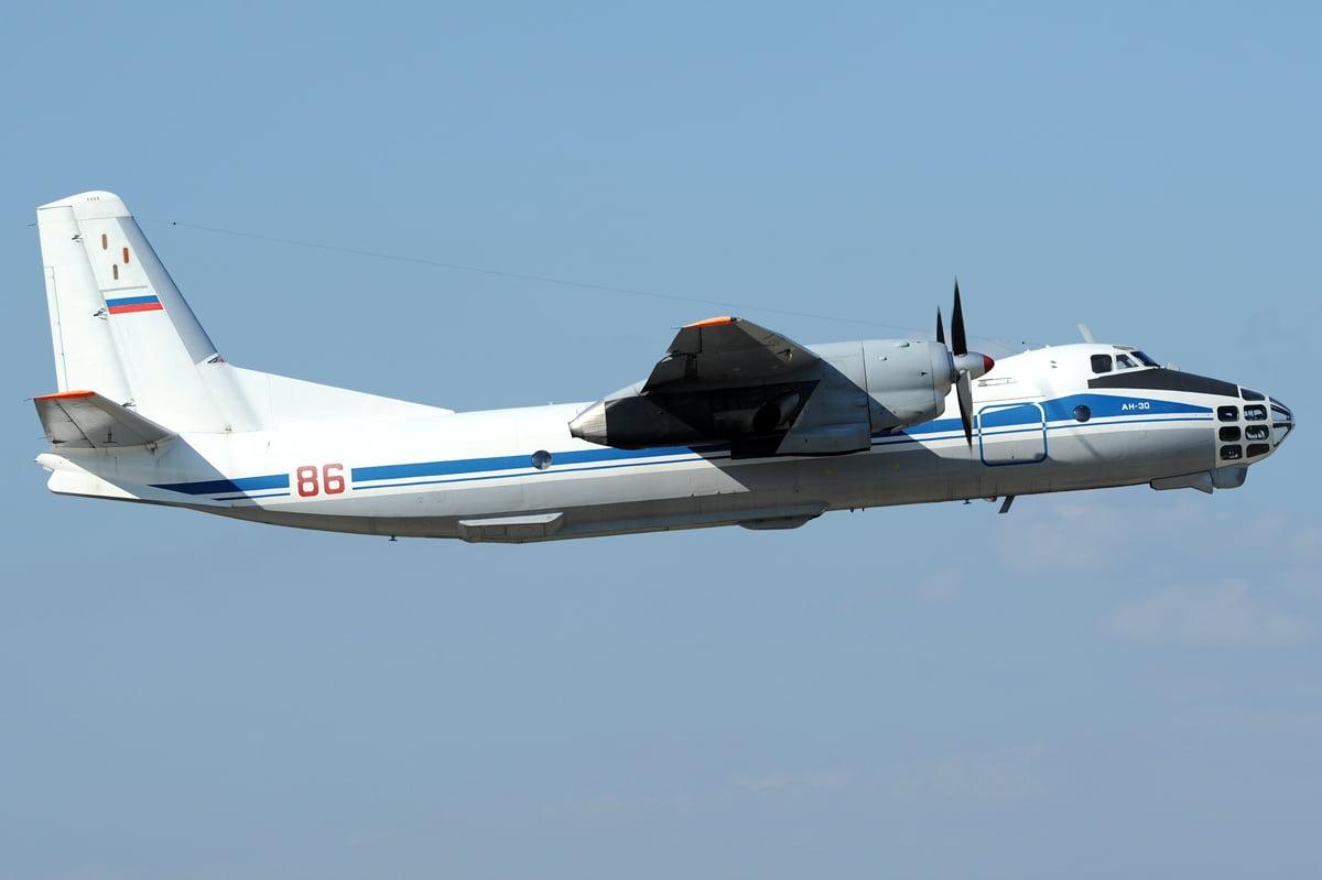 روسیه طیاره 1 - پرواز طیارات نظارتی روسیه در آسمان بریتانیا