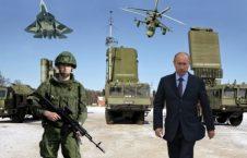 روسیه پوتین 226x145 - پیش قدمی روسیه برای جنگ با داعش در افغانستان