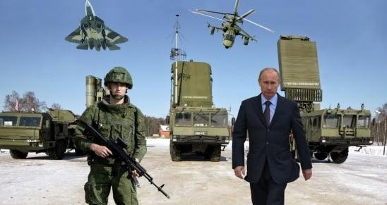 روسیه پوتین - پیش قدمی روسیه برای جنگ با داعش در افغانستان