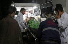 زخمی 1 226x145 - وقوع یک انفجار در ولسوالی سپین بولدک ولایت کندهار