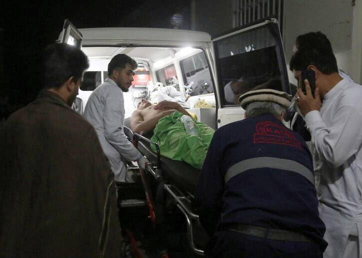 زخمی 1 - وقوع یک انفجار در ولسوالی سپین بولدک ولایت کندهار