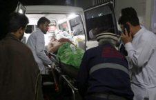 زخمی 226x145 - اصابت دو مرمی هاوان در چهاردره کندز