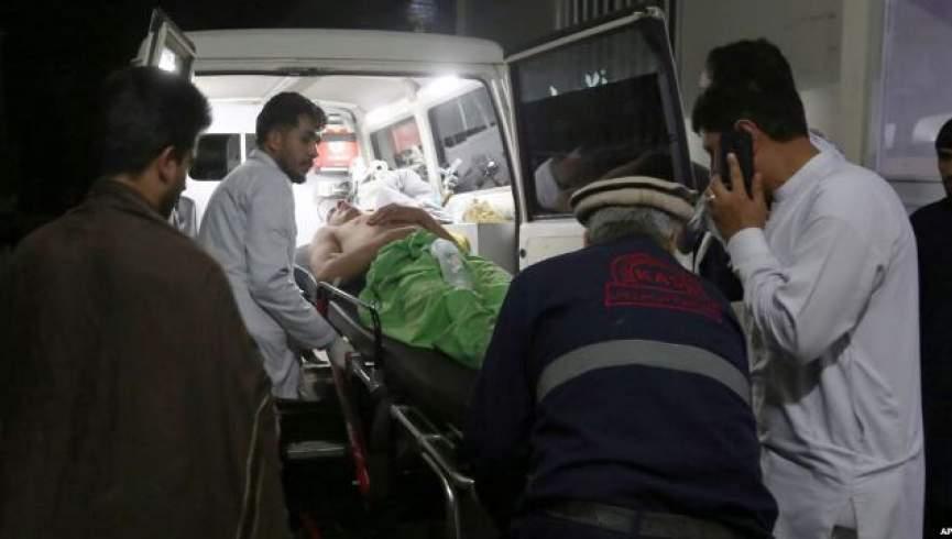 زخمی - پشت پرده حمله خونین هوتل شهر دوبی کابل