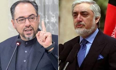 عبدالله عبدالله صلاح الدین ربانی - واکنش ها به رویداد انتحاری شب گذشته در کابل