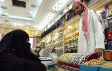 عربستان مارکیت 226x145 - پلان جنجالی دولت سعودی برای باز ماندن مارکیتها هنگام نماز
