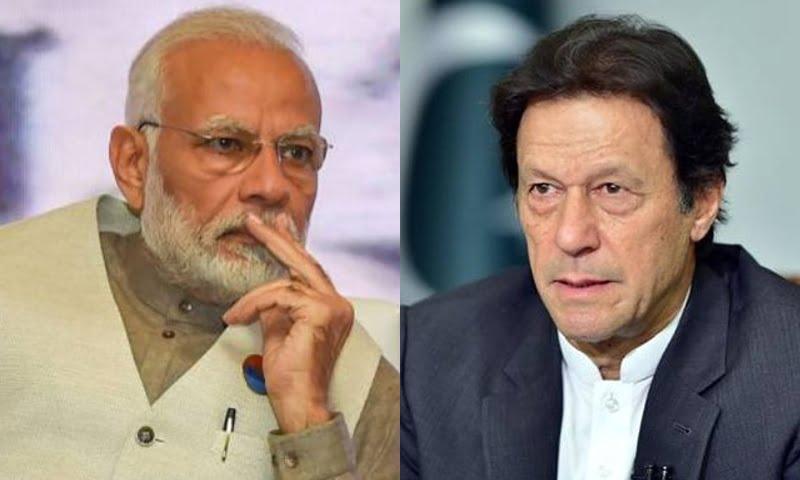 عمران خان نرندرا مودی - پاكستان روابط اقتصادی خود را با هند قطع می كند