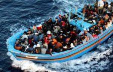 غرق 226x145 - وقوع یک حادثه مرگبار برای مهاجران در نزدیکی ساحل موریتانی