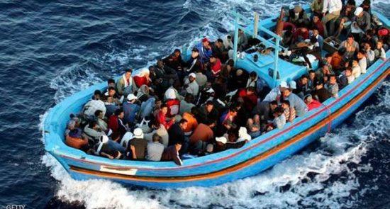 غرق 550x295 - جلوگیری از غرق شدن دهها تن از پناهجویان افغان در بحیره ایچ