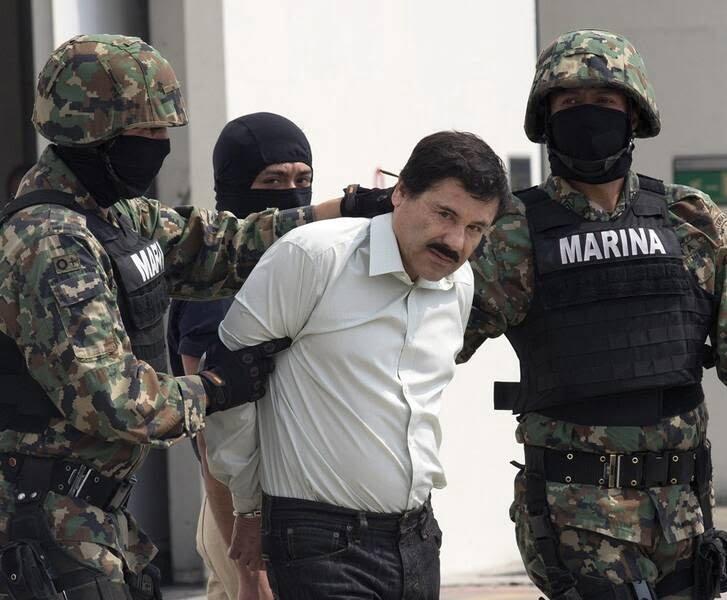 قاچاقبر 2 - تصاویری از ترسناک ترین قاچاقبر دنیا