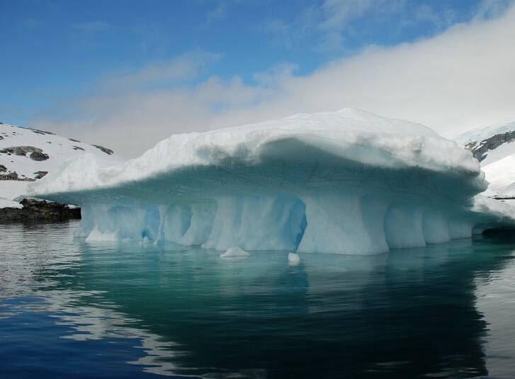 قطب جنوب 2 - تصاویری زیبا از قطب جنوب