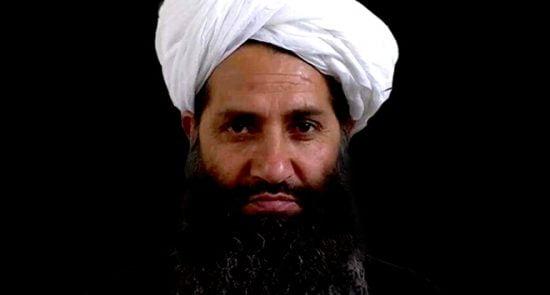 ملا هبت الله 550x295 - گسترش اختلافات داخلی میان طالبان پس از قتل برادر ملا هبت الله