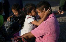 مهاجرین امریکا 5 226x145 - تصاویر/ صحنه هایی دردناک از وضعیت مهاجرین در سرحد امریکا